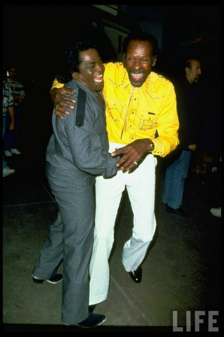James Brown & Chuck Berry