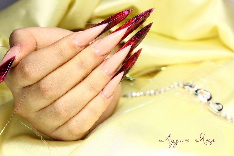 Nail art: Nail designs