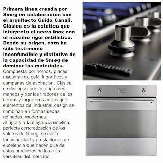 Smeg, diseño, electrodomésticos Pina