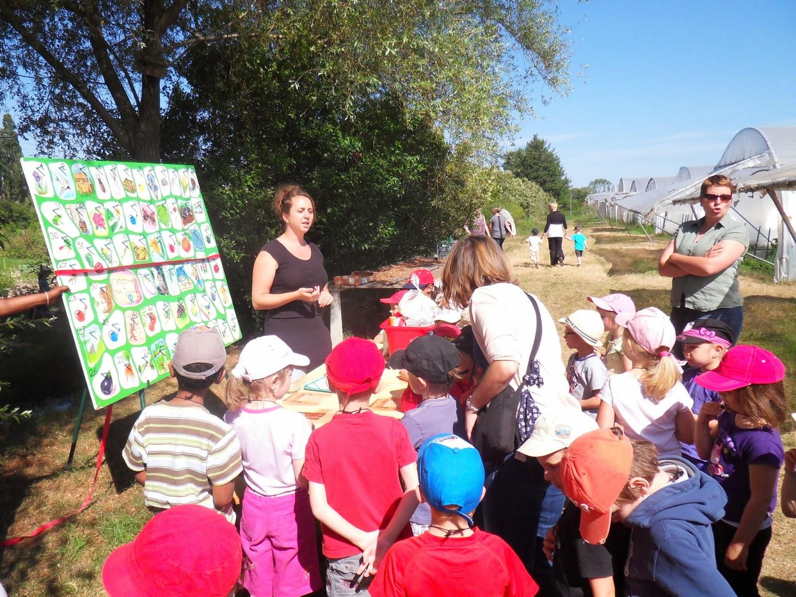 Les Amis de l Ecole Maternelle de Chavelot Sortie aux jardins de