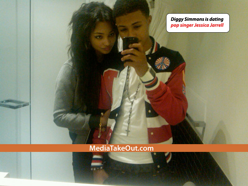 diggy simmons and star dating
