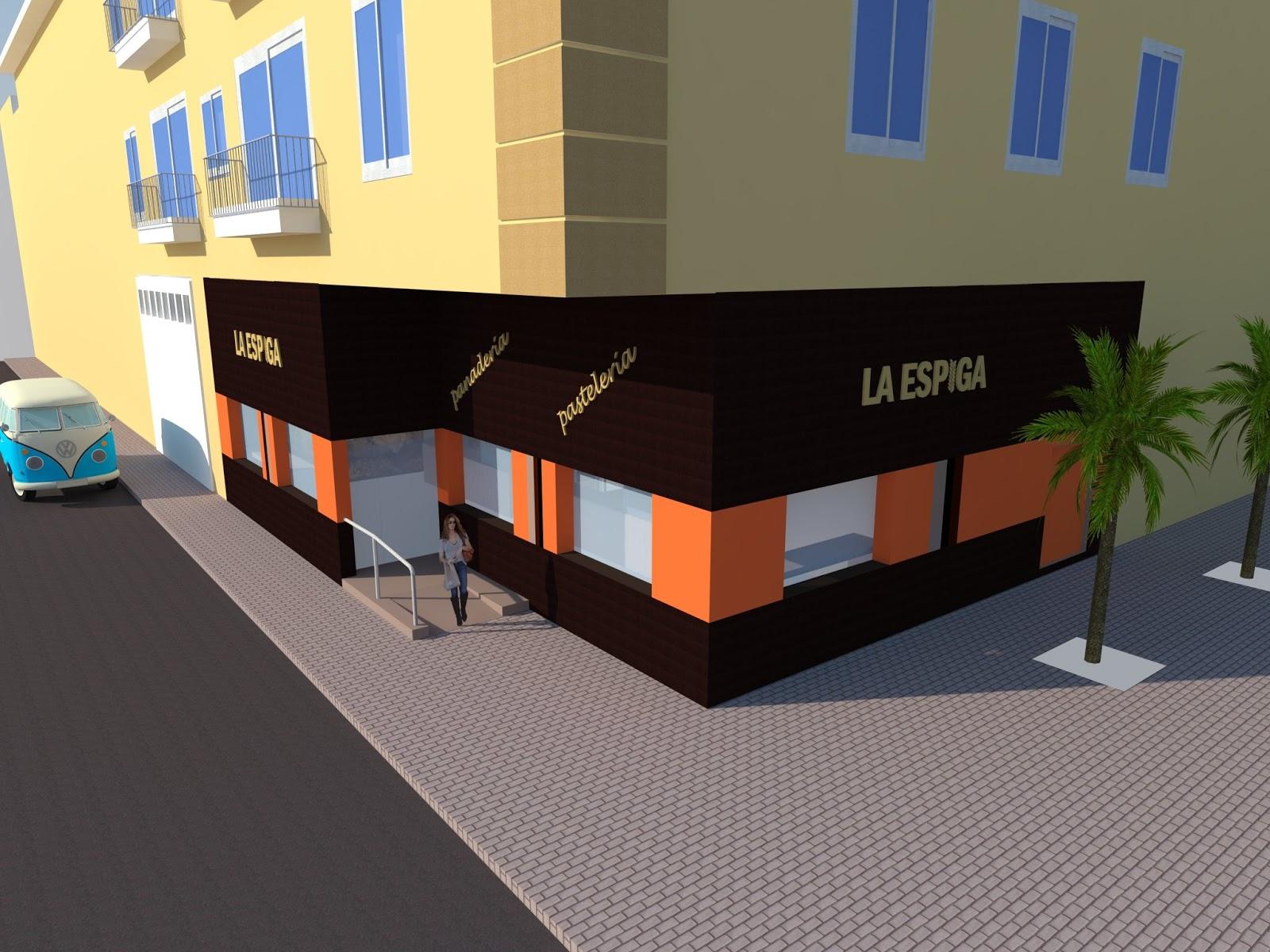 Panaderia diseo interior joy studio design gallery for Kasa diseno interior