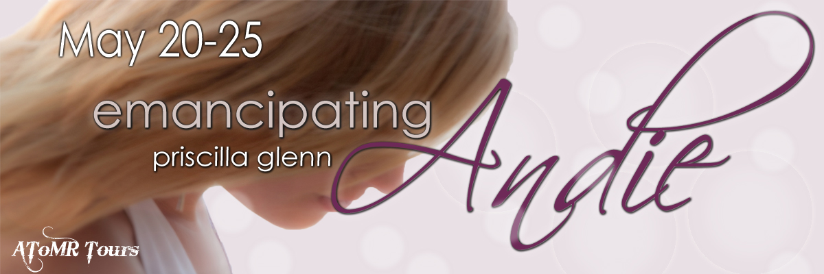 {Review+Giveaway} Emancipating Andie by Priscilla Glenn