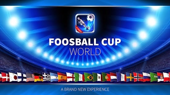 Foosball Cup World Gameplay