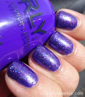 Seize the Sparkle Signature Style Mani