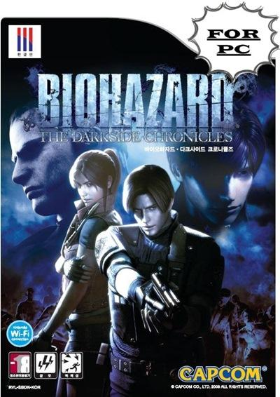 Resident Evil The Darkside Chronicles PC Full Español Descargar Emulado