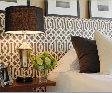 Decorar habitaciones septiembre 2012 for Cortinas dormitorio modernas