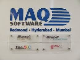 MAQ Software Engineer
