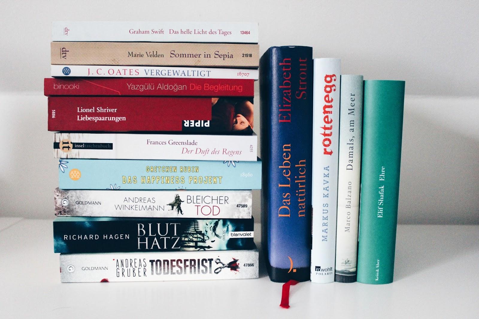Bücherreihe regal  Die Liebe zu den Büchern: Das Gute liegt so nah - tolle ...