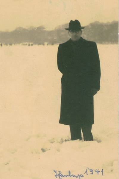 João Guimarães Rosa, 1941