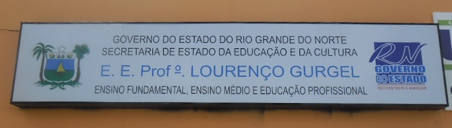E. E. PROF. LOURENÇO GURGEL