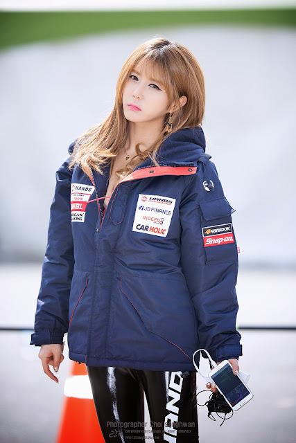 2 Heo Yoon Mi - Hands Motorsports Festival Round 1 - very cute asian girl-girlcute4u.blogspot.com