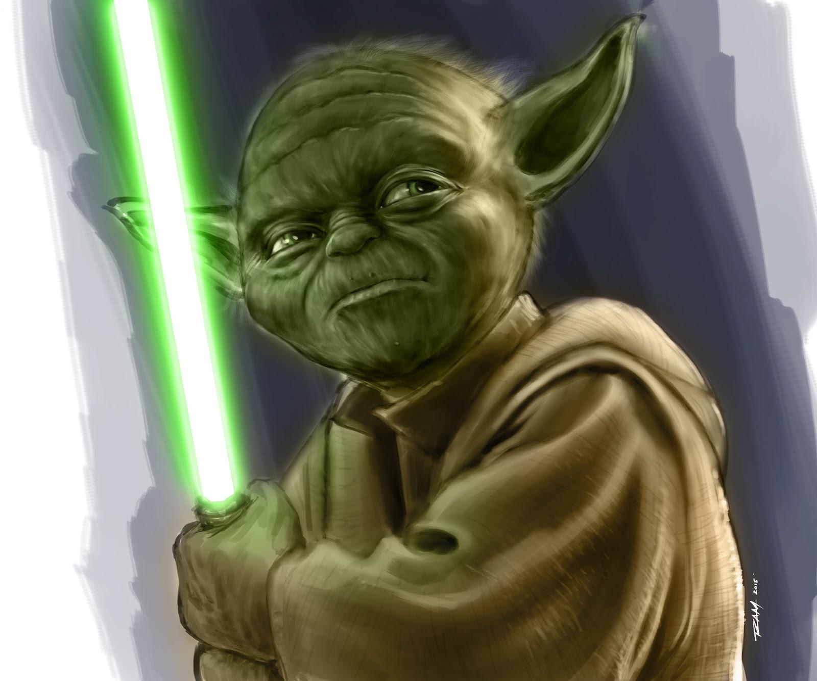 Ram Studios Comics: Star Wars - Jedi Master Yoda - Digital ...