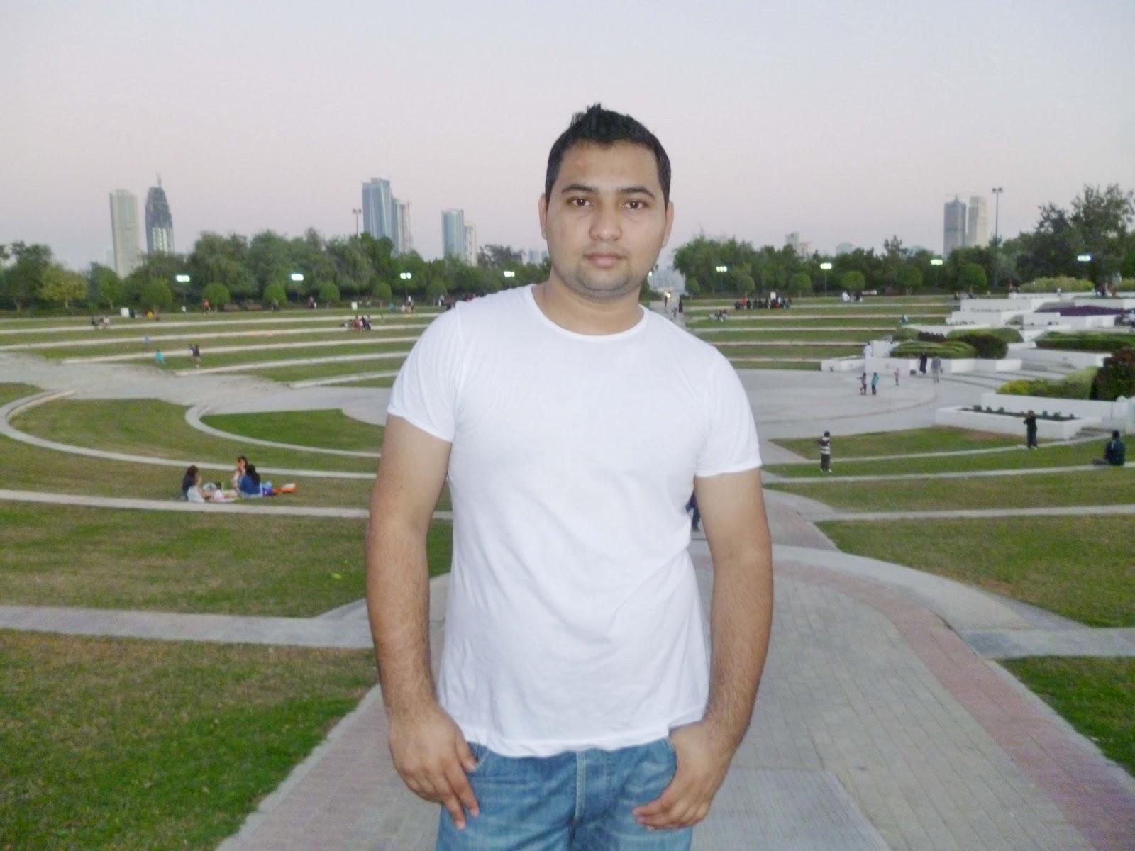 Mamzar Beach Park Dubai Md Saddam Hossain