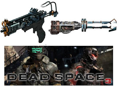 Dead Space 3 Bonus Mode Unlock
