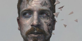 Imagenes Rostros Surrealistas Oleo