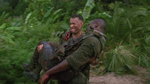 Forrest y Bubba