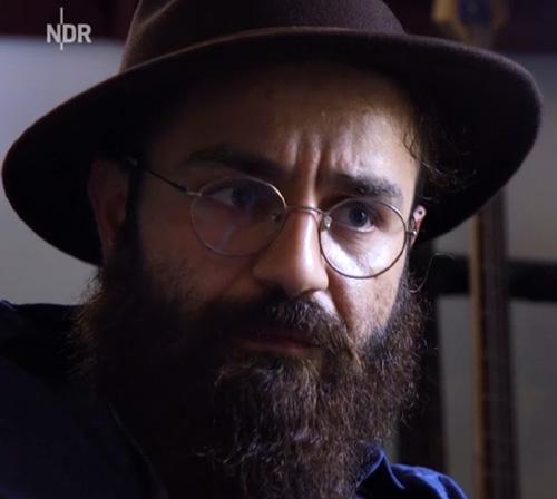 Shahin Najafi - Norddeutscher Rundfunk NDR