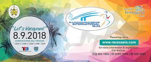 Larian Antarabangsa Jambatan Sultan Mahmud 2018 - 8 September 2018
