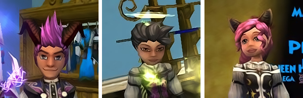 Wizard101 New Halloween Pack Items