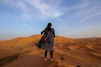 撒哈拉沙漠(摩洛哥)