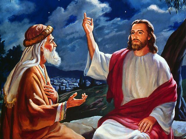 foto santo biblico: