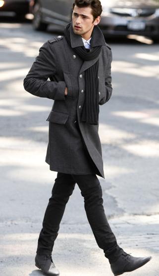 abrigos hombre otoño invierno 2011 2012