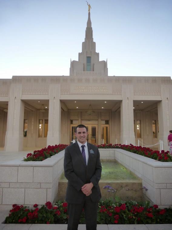 Elder Jake Parry