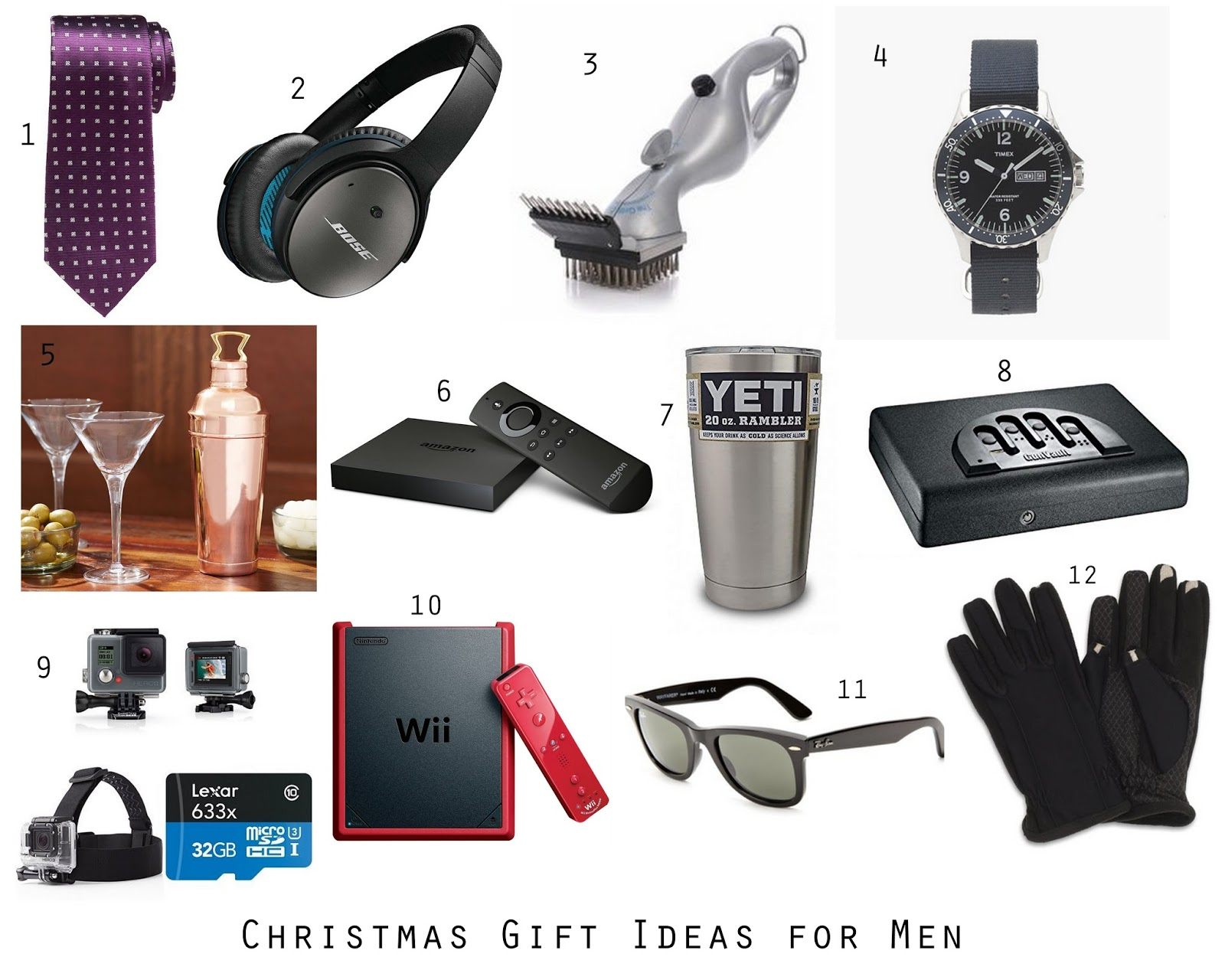 Gift ideas for your husband christmas