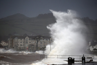 >SCOTLAND ENDURED 170 MPH ATLANTIC STORM CAUSING WIDESPREAD DISRUPTION, DAMAGE