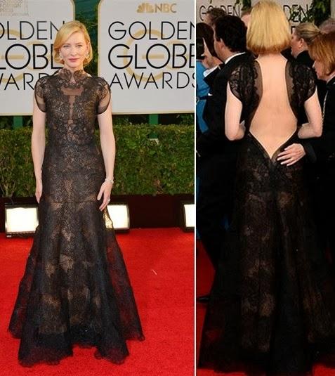 Cate+Blanchet+Armani+Priv%C3%A9 Golden Globes 2014