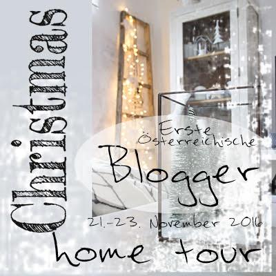 Blogger Christmas Home Tour