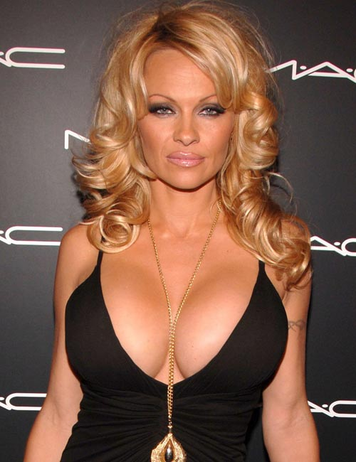 pamela anderson galleries