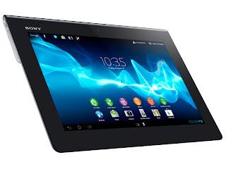 Tablet Sony Xperia Z Resmi Di Perkenalkan Dengan Bodi Super Tipis 6.9 ...