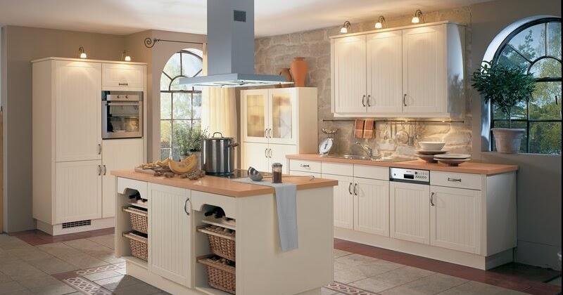 Armoires de cuisine blanc antique id es d co pour maison for Cuisine blanc antique