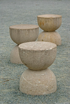 Brancusi Masa Tacerii Table of Silence Mesa del silencio