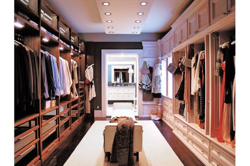 Building A Home Remodeling Walk Through Closets Robes