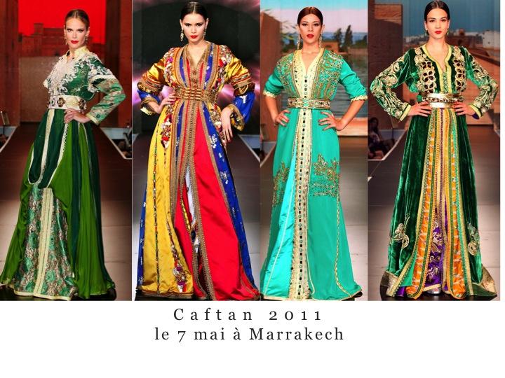 moroccan dress caftan