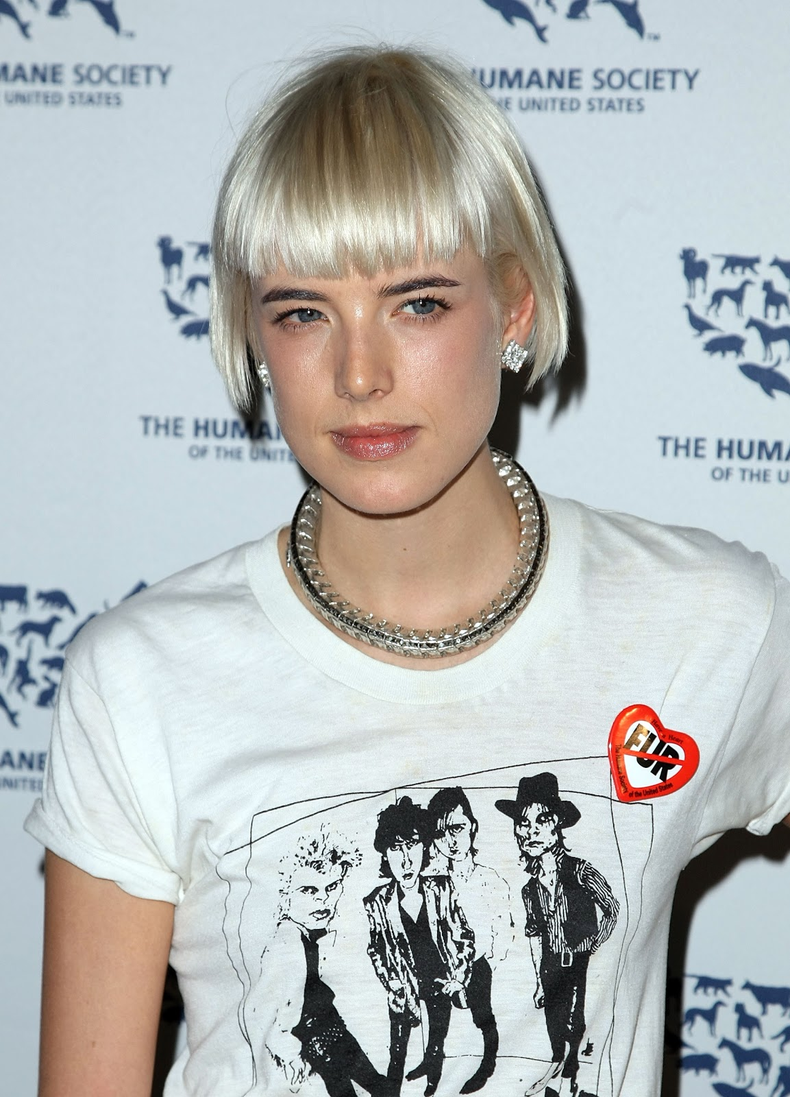 Agyness Deyn wallpaper
