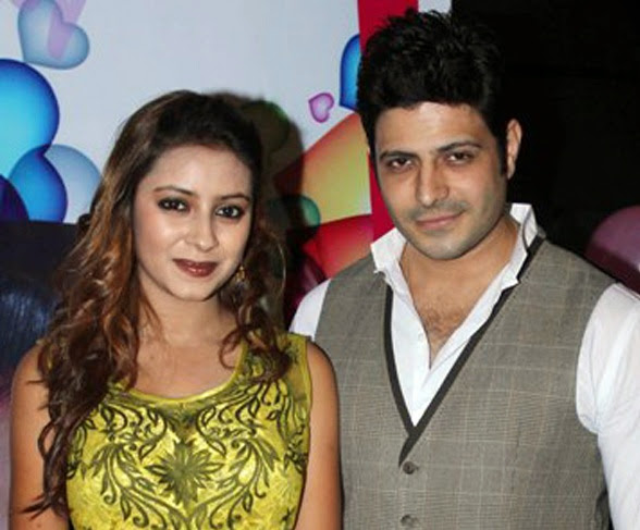 Pratyusha and Mukrand