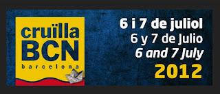 Cruïlla 2012