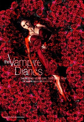 The Vampire Diaries Season 4 Poster By Noda D57p0wz (1)