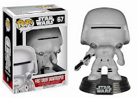 Funko Pop! First Order Snowtrooper
