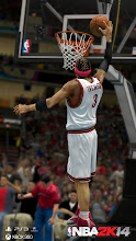 NBA 2k14 Allen Iverson