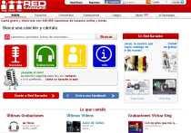 Red Karaoke red de Karaoke online gratis karaoke canciones karaoke youtube descargar karaoke español karaoke online
