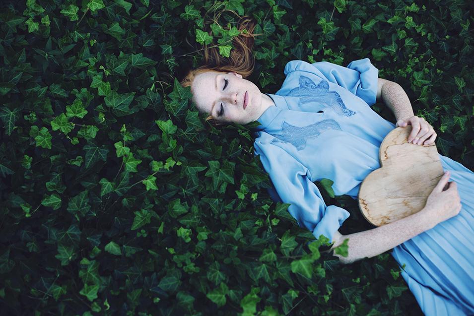 Stylizacje: Wooden heart