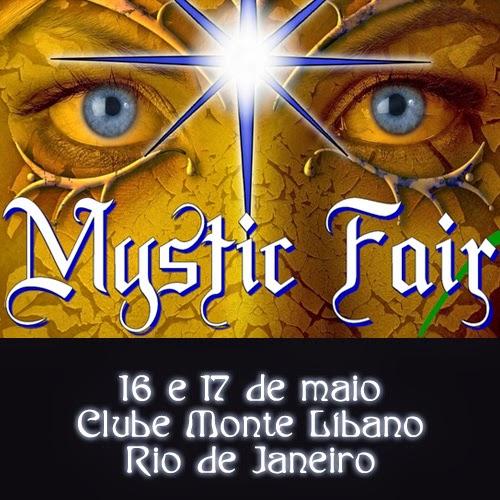 Conheça a Mystic Fair - Wicca, Bruxaria e Paganismo
