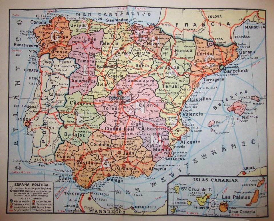 España política 1958