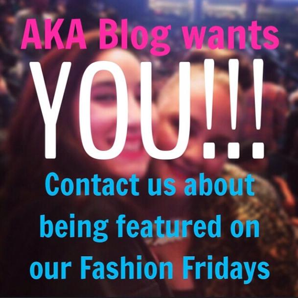 Fashion Fridays