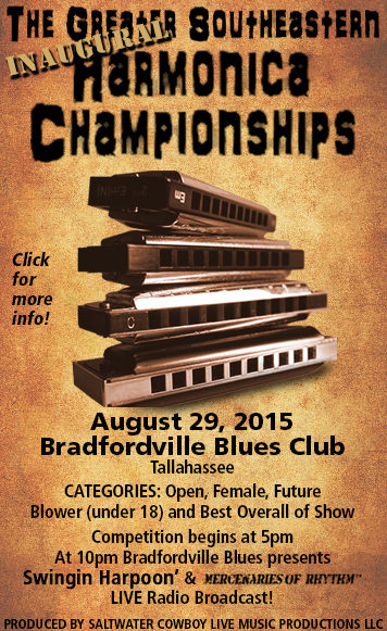The Greater Southeastern Harmonica Championships